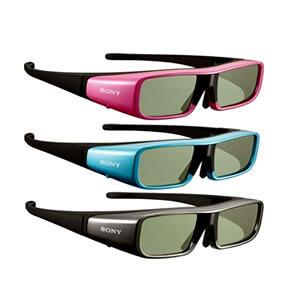 Очки для просмотра 3D